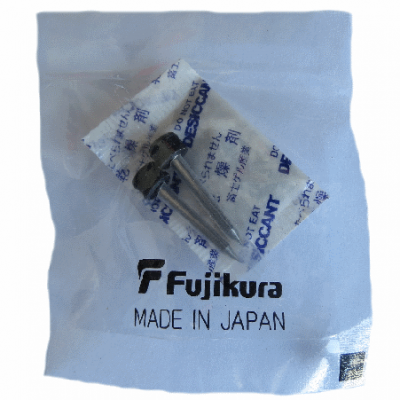 Spleißgerät Elektroden